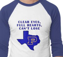 Clear Eyes, Full Hearts, Can't Lose Men's Baseball ¾ T-Shirt