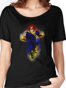 Knee of Justice  Women's Relaxed Fit T-Shirt