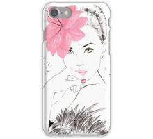 Adorable Amy iPhone Case/Skin