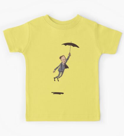 He is the British Government Kids Tee