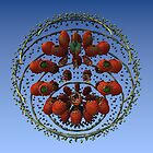 M3D: Flying Strawberries  (UF0646) by barrowda