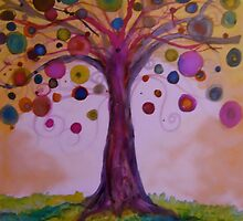 The Wishing Tree by MysticDragonfly