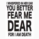 Bring Me The Horizon-Fear Me by mirra96
