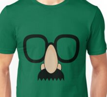 Goofy Disguise. Unisex T-Shirt