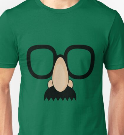Goofy Disguise. Unisex T-Shirt