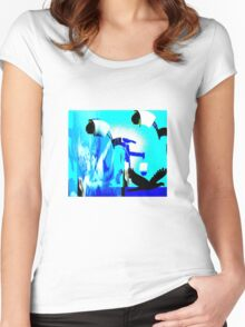 Fly With me Women's Fitted Scoop T-Shirt