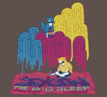 The Big Sleep @ SXSW by Tom Kurzanski