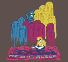 The Big Sleep @ SXSW by Tom Kurzanski