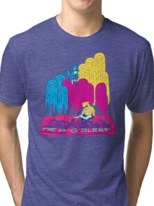The Big Sleep @ SXSW Tri-blend T-Shirt