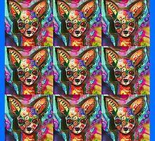 Many pups by Pipsilk