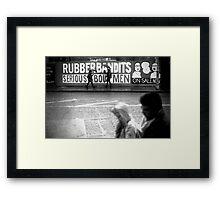 Pairs Framed Print