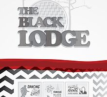 The Black Lodge by fixtape