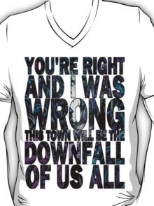 A Day To Remember-Downfall Of Us All T-Shirt