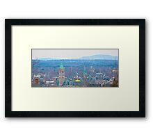 Merrimack Valley Framed Print