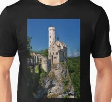 Lichtenstein Castle Unisex T-Shirt