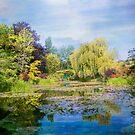 Monte's Garden by John Rivera