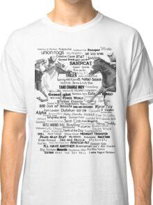 2012 Kentucky Derby Hopefuls Classic T-Shirt