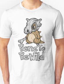 Cubone to Be Wild T-Shirt