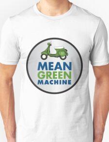 Mean Green Machine Unisex T-Shirt