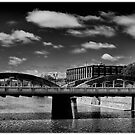 Bridge from the 1930s  by vince dwyer