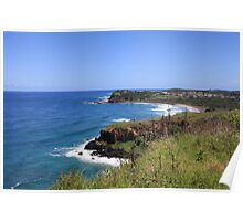 Ballina Shire From Pat Morton Lookout Poster
