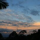 Dusk To The East by aussiebushstick