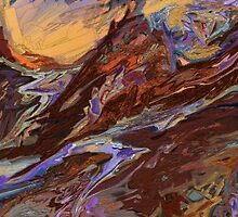 Boulder Opal by Robert Bergner