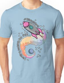 Starships Were Meant To Fly! Unisex T-Shirt