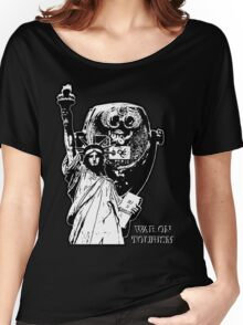 War On Tourism Women's Relaxed Fit T-Shirt