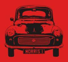 Morris Minor One Piece - Short Sleeve