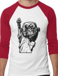 War On Tourism Men's Baseball ¾ T-Shirt