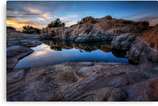 In the Still of the Cove by Bob Larson