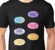 Pony Phrases Unisex T-Shirt