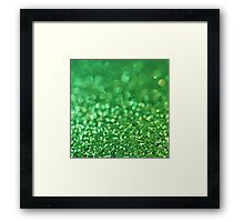 Minty Fresh Framed Print