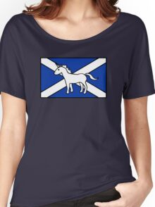 Unicorn, Scotland's National Animal Women's Relaxed Fit T-Shirt