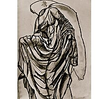 Grecian Bas Relief Photographic Print
