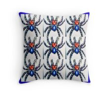 spiders Throw Pillow
