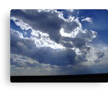 Shining Down On Everyone Canvas Print