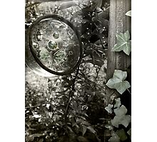 open your heart to the magic that surrounds you  Photographic Print