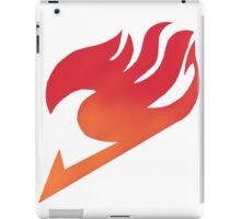 Fairy Tail Logo iPad Case/Skin