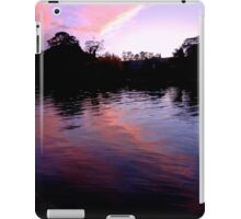 Cramond Foreshore iPad Case/Skin