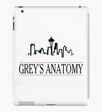 grey's anatomy  iPad Case/Skin