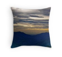 Dorrigo Sunset Throw Pillow