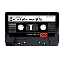 Mix Tape: After Prom Photographic Print