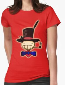 Turnip Head, Howls Moving Castle! Womens Fitted T-Shirt