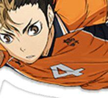 Haikyuu: Nishinoya Yuu Cover Sticker