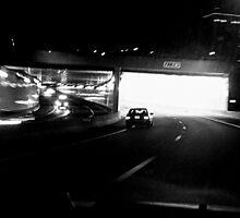 lost highway by George Salazar