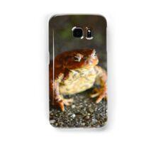 """ Nocturnal Toad ""  Samsung Galaxy Case/Skin"