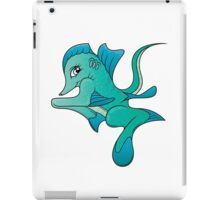 Seahorse (Tessellation Graphic) iPad Case/Skin