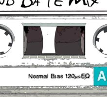 Mix Tape: Second Date Sticker